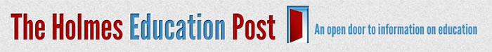 The Holmes Education Post logo